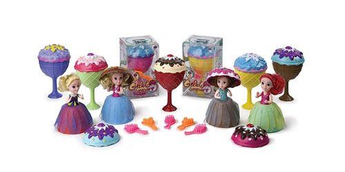 GRANDI GIOCHI gg00270 Nourriture pour poupée – Accessoire pour poupée – Accessoire pour poupée – (Nourriture pour poupée, 3 année (s), Multicolore, Enfant, Fille, 100 mm)