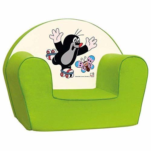 Bino Licence 53 x 42 x 33 cm Petite Taupe Chaise (Vert)