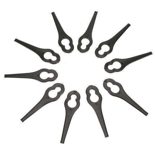 Lames de tondeuse à gazon pour Bosch Art 23-18 Li 1083-B3-0009 Noir