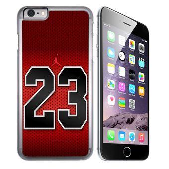 Coque pour iPhone 7 jordan 23 basketball