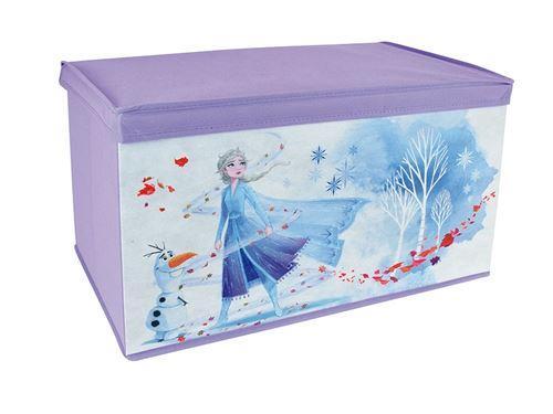 Boîte de rangement Fun House Disney La Reine des Neiges 2 Rose