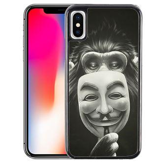 coque iphone xs max singe