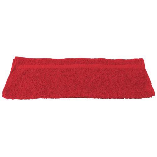 Towel City - Serviette invité 100% coton (40 x 60cm) (Taille unique) (Rouge) - UTRW1575