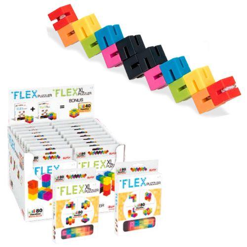 LÚDILO - Jeu Flex XL Multicolore (80811) - jeu de logique