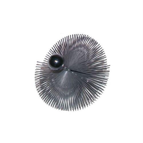 Hérisson acier trempé à boule Ø300mm F12x175
