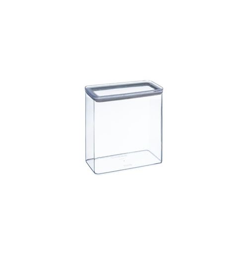 Boîte rectangulaire 3 L - Plastique