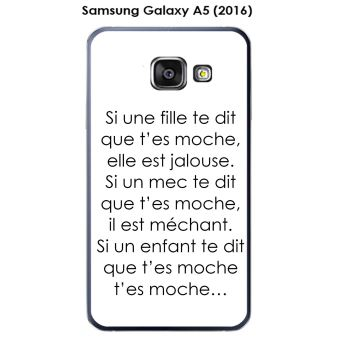 Onozo - Coque Samsung Galaxy A5 (2016) - A510F design Citation