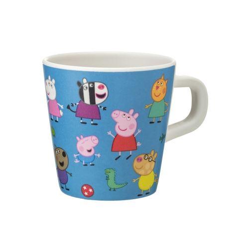 Petit mug Peppa Pig Petit Jour Paris Multicolore