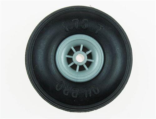 DB225T Treaded Low Bounce Wheels 2 1/4ins