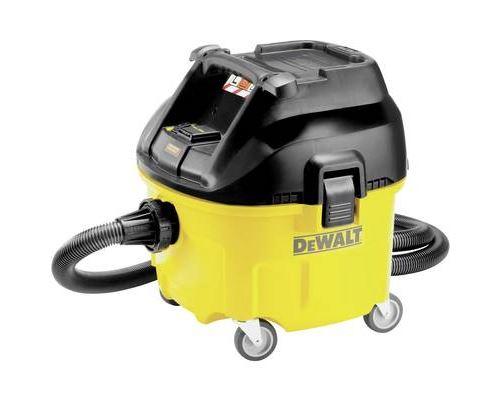 Aspirateur DEWALT Eau et poussieres - 1400W 30L - DWV901L