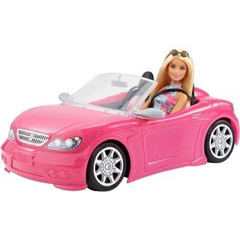 barbie poup e voiture d capotable 35x19 poup e achat. Black Bedroom Furniture Sets. Home Design Ideas