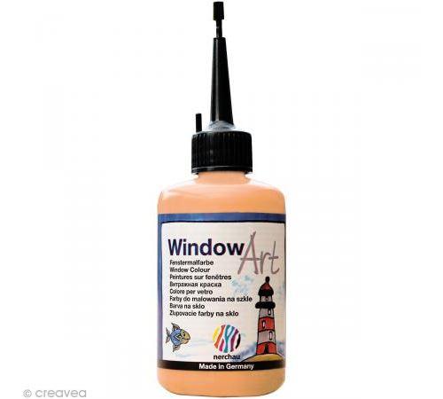 Peinture sur fenêtre - Window Art - 80 ml