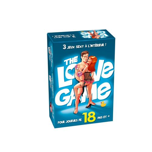jeu love game 18 ans