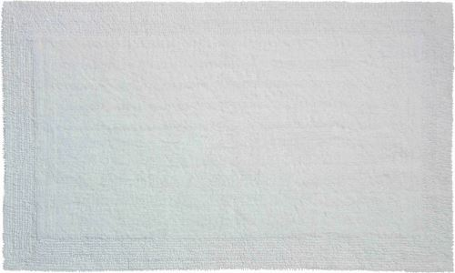TAPIS DE BAIN - GRUND - Blanc - 5 Kg - Coton organique