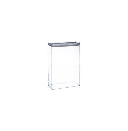 Boîte rectangulaire 4300 mL - Plastique