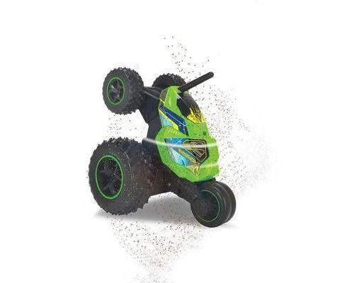 Dickie Toys 201119140 RC Mad Tumbler, RTR 201119140-RC, Véhicule télécommandé avec Fonction Rotation et Spine 1:16, 21 cm, 8 3619
