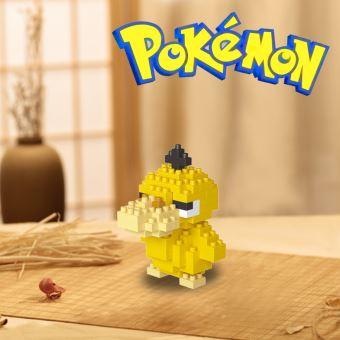 Pokemon De D'apprentissage Kit Psyduck Jeu Et Éducatif Jouets Construction Enfants Pour Briques D'empilement uFc3TJ5K1l