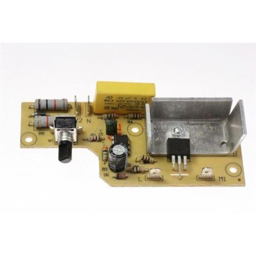 Module electronique sans interrupteur pour aspirateur hoover ou candy - sl6108758