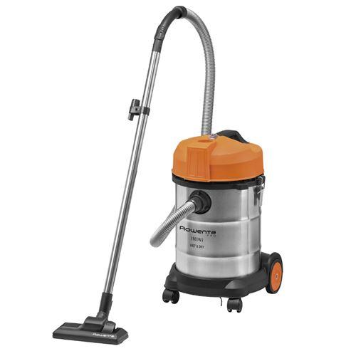 ROWENTA RU 5053 EH Aspirateur eau et poussière - Inox