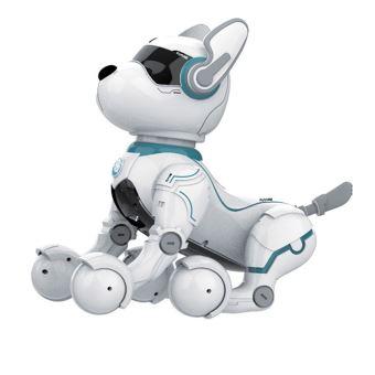 Discours Contrôle Vocal Leidy Chien Robot Animaux Jouets Robotiques Pour Chiens Puggy Jouets