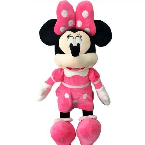 Peluche (Minnie - 80cm - rose)