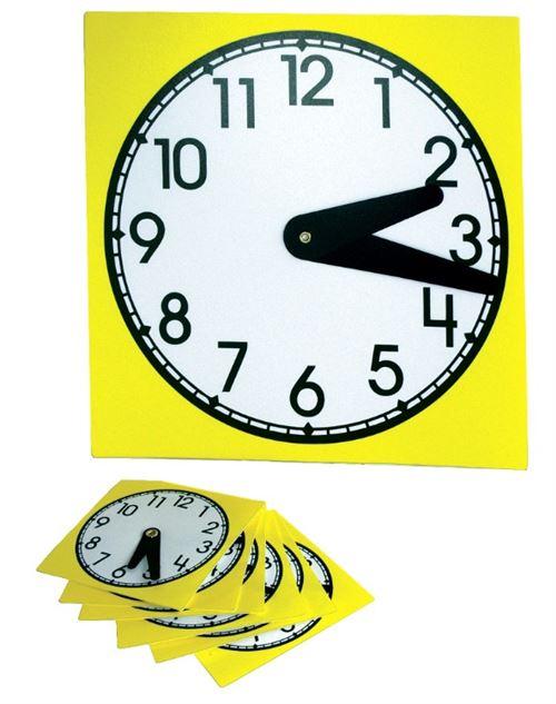 Horloge de démonstration 30 cm - oz international