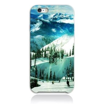coque iphone 8 montagne