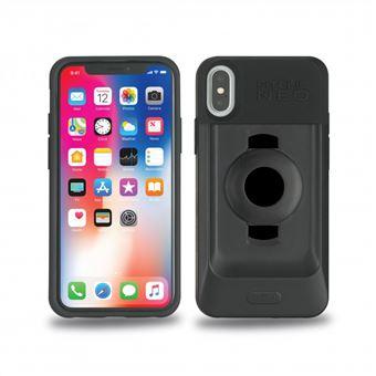 coque iphone xs avec attache