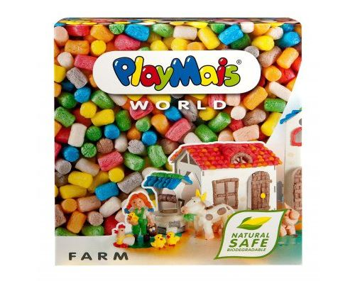 Playmais world ferme - ludimousse