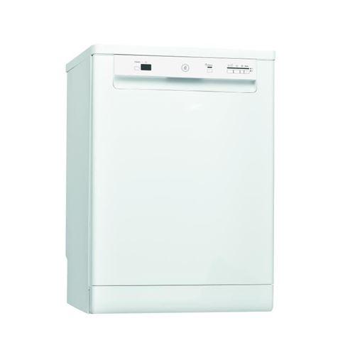 Whirlpool ADP 800 WH - Lave-vaisselle - pose libre - largeur : 59.7 cm - profondeur : 59 cm - hauteur : 85 cm - blanc