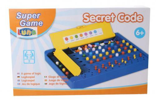 Luna jeu de logique Secret Code