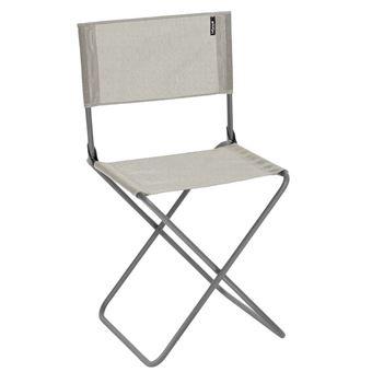 Lafuma Chaise pliante de camping, Compacte, CNO, Batyline, Couleur: Seigle,  LFM1249-8548