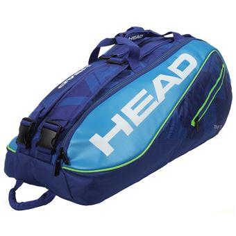 b143e18b6f Sac de tennis Head Tour team 9r supercombi Bleu taille : UNI réf : 70187 -  Sacs et housses de sport - Achat & prix | fnac