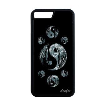 coque iphone 8 plus serpent silicon