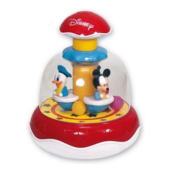 clementoni 14284 bb disney la toupie de mickey et ses amis achat prix fnac - Bebe Disney