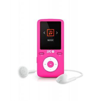 Lecteur MP4 SPC Pure Sound Colour 2 Reproductor MP3/MP4 Rosado 8488P