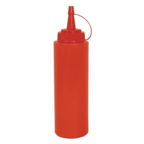 Distributeur de sauce vogue 1l rouge