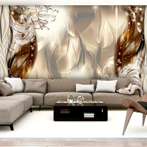 Papier peint XXL - Ethereal Shine II - Décoration, image, art | Abstractions | Moderne | 500x280 cm | XXl - Grand Format |