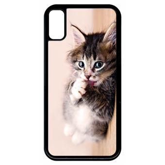 coque iphone 8 chaton mignon