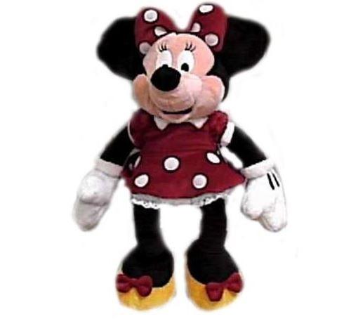 Poupée Disney Minnie Mouse 17 en peluche