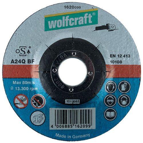 Wolfcraft 1627099 Disque tronçonneuse Diamètre 230 x 2,5 mm