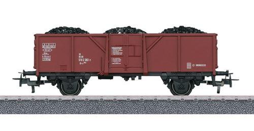 Marklin Start up wagon de marchandises ouvert 11,5 cm marron (4431)