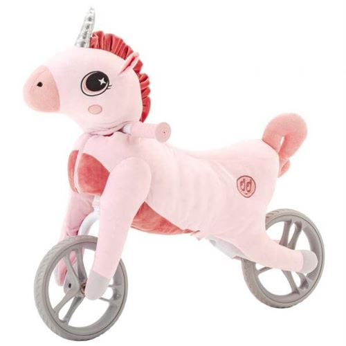 yvolution draisienne my buddy wheels licorne - rose
