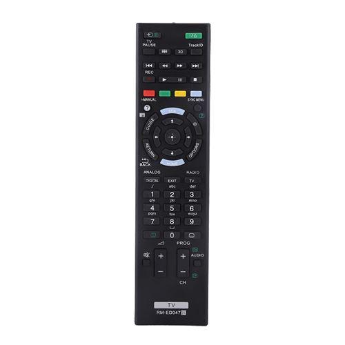 Télécommande pour Smart TV Sony LCD LED RM-ED047