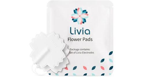 Accessoire électromusculation LIVIA LI FLOWERS PADS FULL