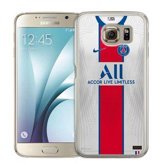 Coque pour Samsung Galaxy S6 - Maillot PSG 2021