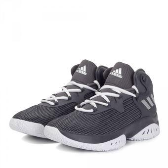 Chaussure De Gris Bounce Crazy Explosive Basketball Adidas Pour OOwd4r