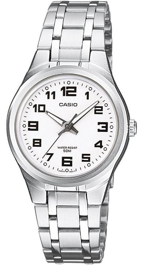 Montre Femme Casio Collection LTP 1310D 7BVEF Argent  E8LiC