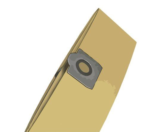 Kallefornia k136 10 sacs pour aspirateur Top Craft NT 06/11 TopCraft NT 0611