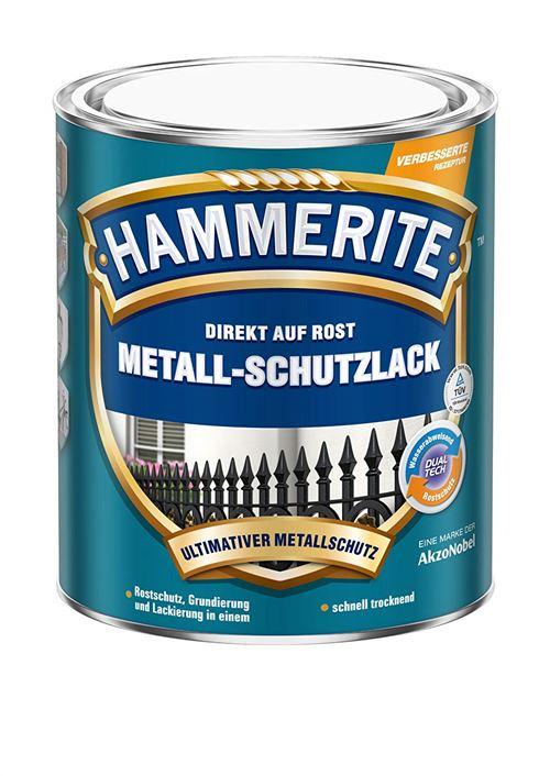Hammerite vernis de protection Blanc mat 0,75 l
